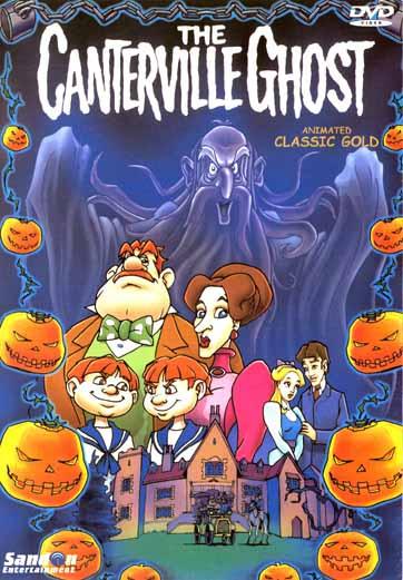 Το φάντασμα των Κάντερβιλ - The Canterville ghost (ART)